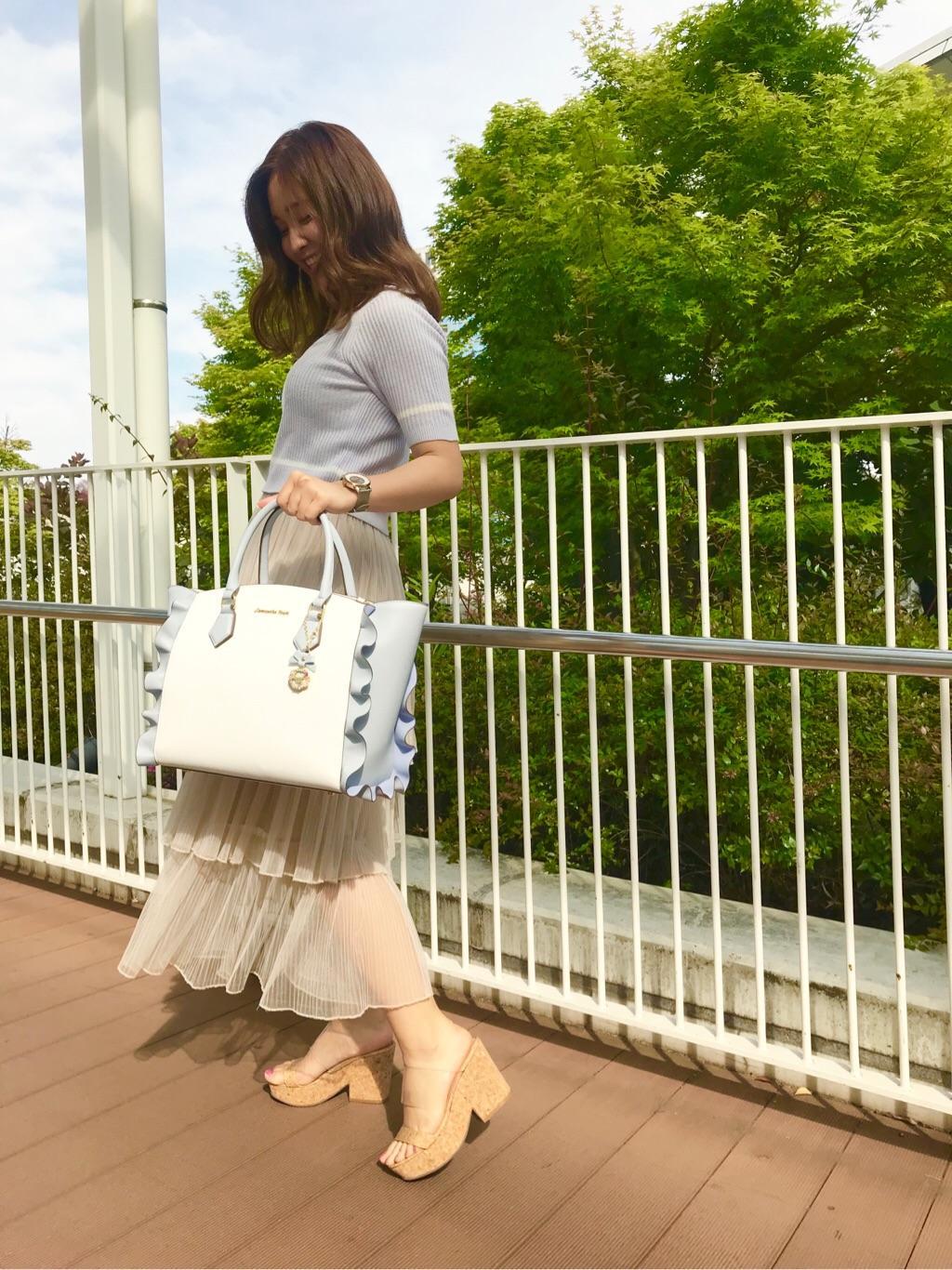 SAMANTHAVEGA & Samantha Thavasa Petit Choice ラゾーナ川崎プラザ店 natsuki