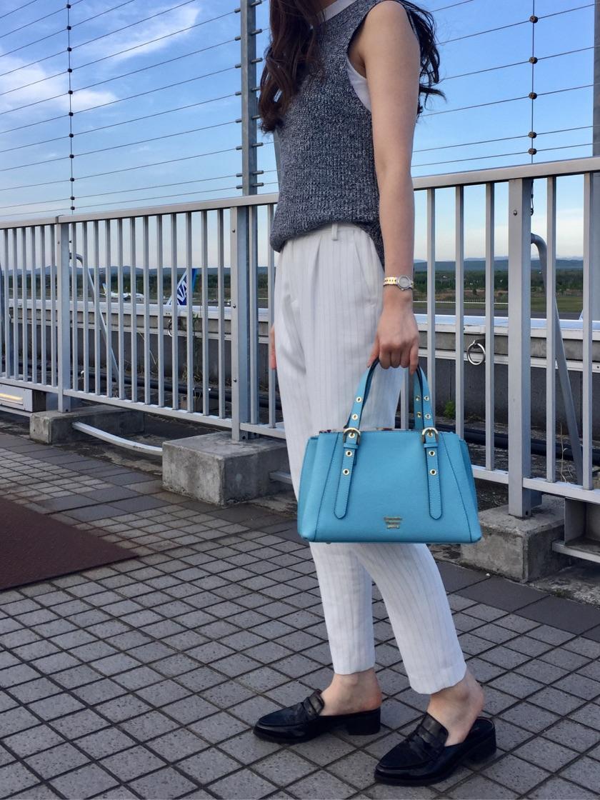 サマンサタバサ スイーツ&トラベル 新千歳空港ターミナルビル店 杏奈
