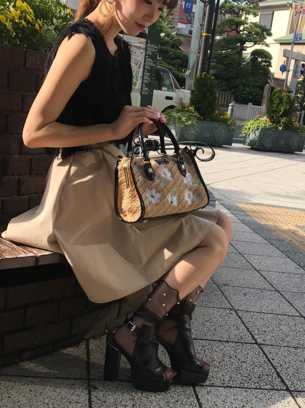 サマンサタバサ 大丸神戸店 Riho☺︎