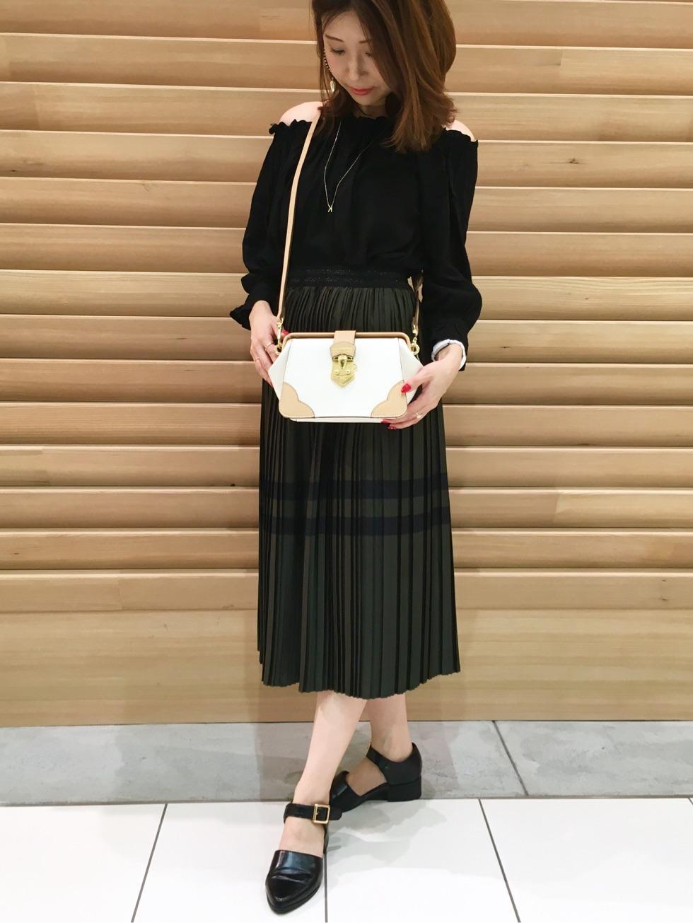 SAMANTHAVEGA 大丸札幌店 K O M U G I
