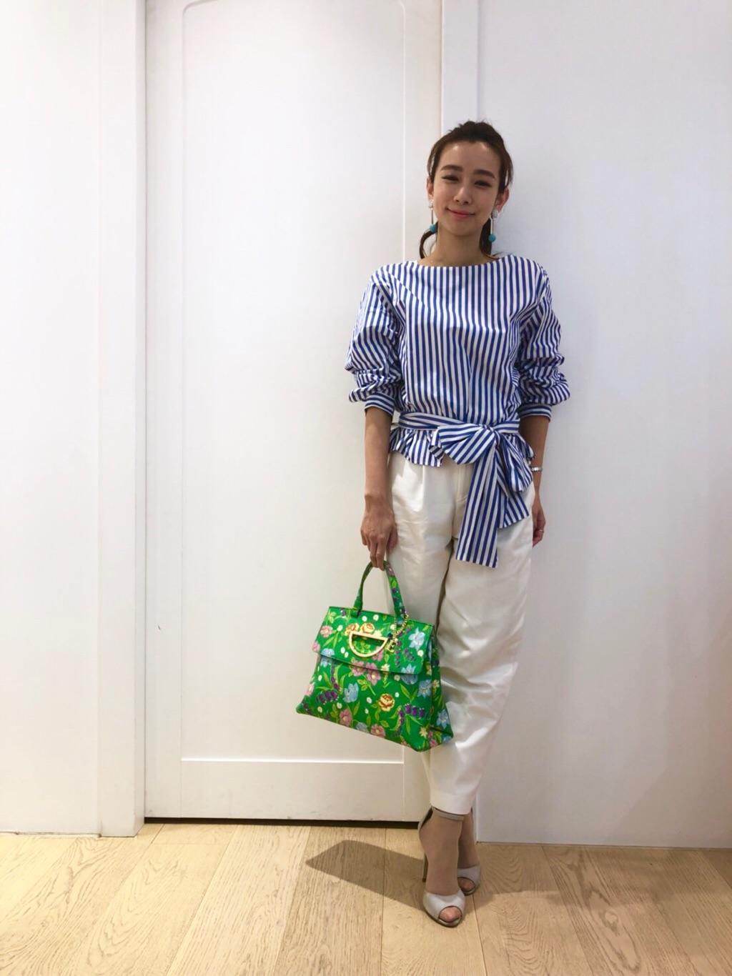 サマンサタバサ 表参道GATES ポップアップ デジタルストア Makiko