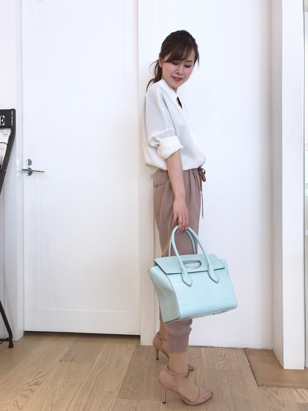サマンサタバサ 表参道GATES ポップアップ デジタルストア Yuna Watanabe