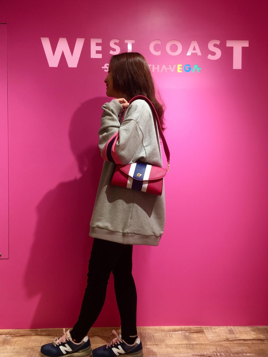 WEST COAST SAMANTHAVEGA LUMINE EST店 Miyu