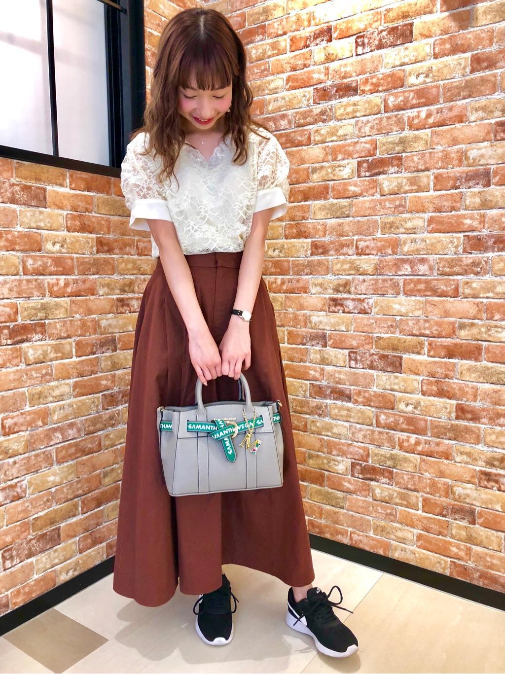 SAMANTHAVEGA 大丸札幌店 Anna♡