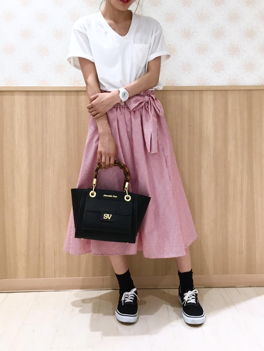 SAMANTHAVEGA LUMINE大宮店 ♡*:. 。.YuKiNya.。.:*♡
