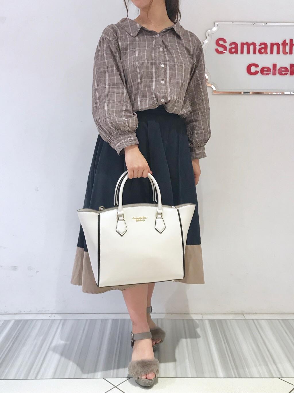 SAMANTHAVEGA Celebrity 福岡パルコ店 nagisa