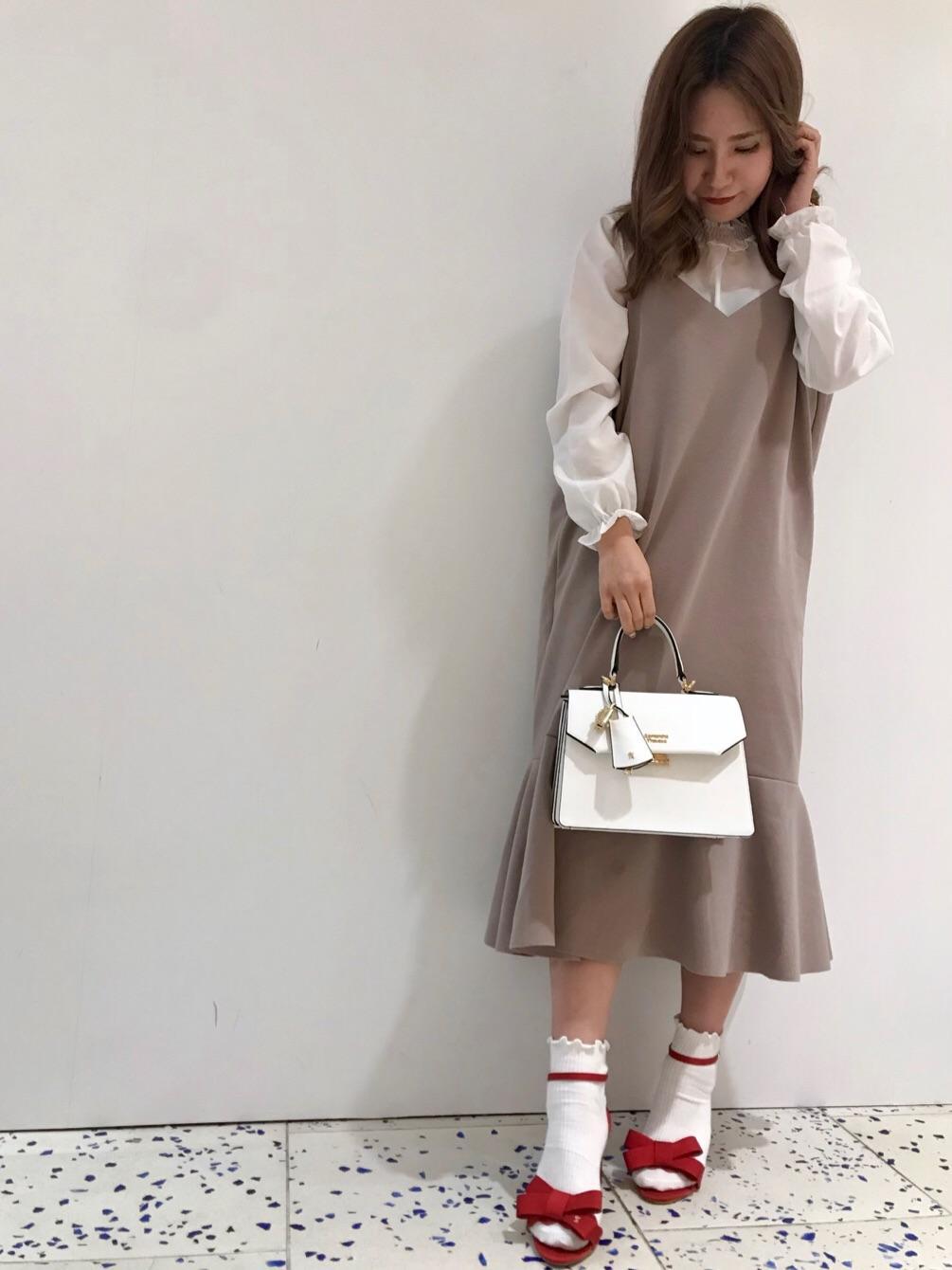 サマンサタバサ 心斎橋店 shigeyama chika☺︎