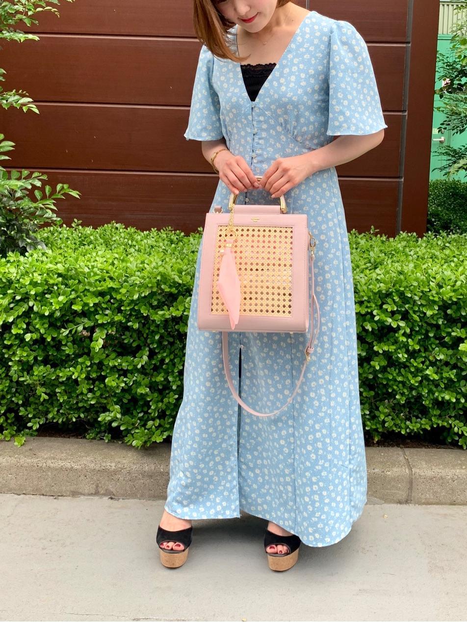 SAMANTHAVEGA ららぽーとTOKYO-BAY店 濵田彩子