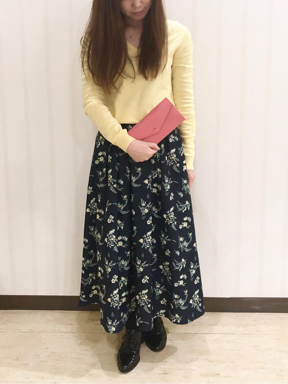 サマンサタバサプチチョイス 新潟伊勢丹店 rin