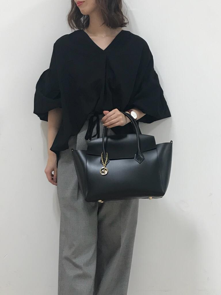 サマンサタバサ そごう横浜店 大森芽生