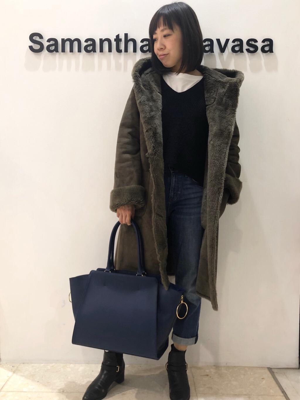 サマンサタバサ 仙台エスパルⅡ店 yui