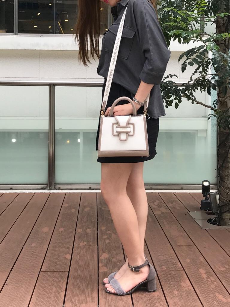 SAMANTHAVEGA Celebrity 梅田エスト店 山下行菜