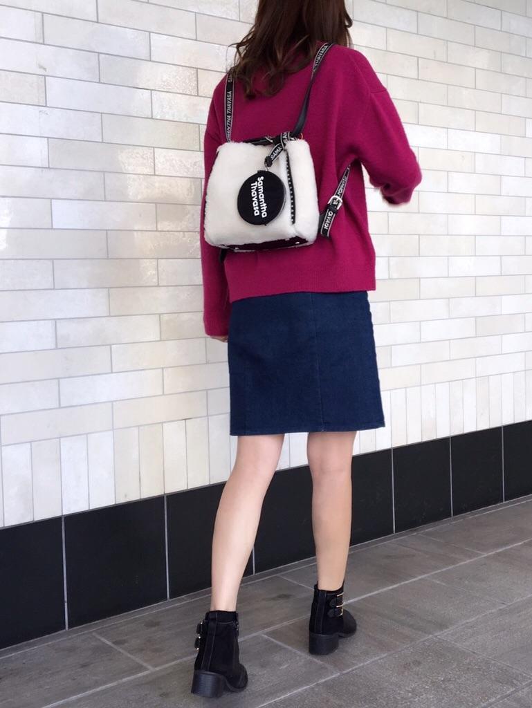 サマンサタバサ 鶴屋店 Yuka Araki