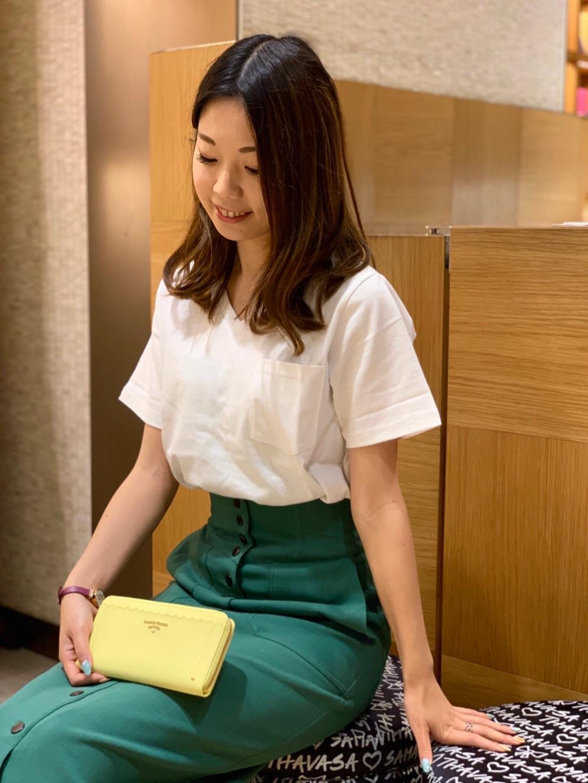 PCプラス渋谷ヒカリエShinQs店 yumi
