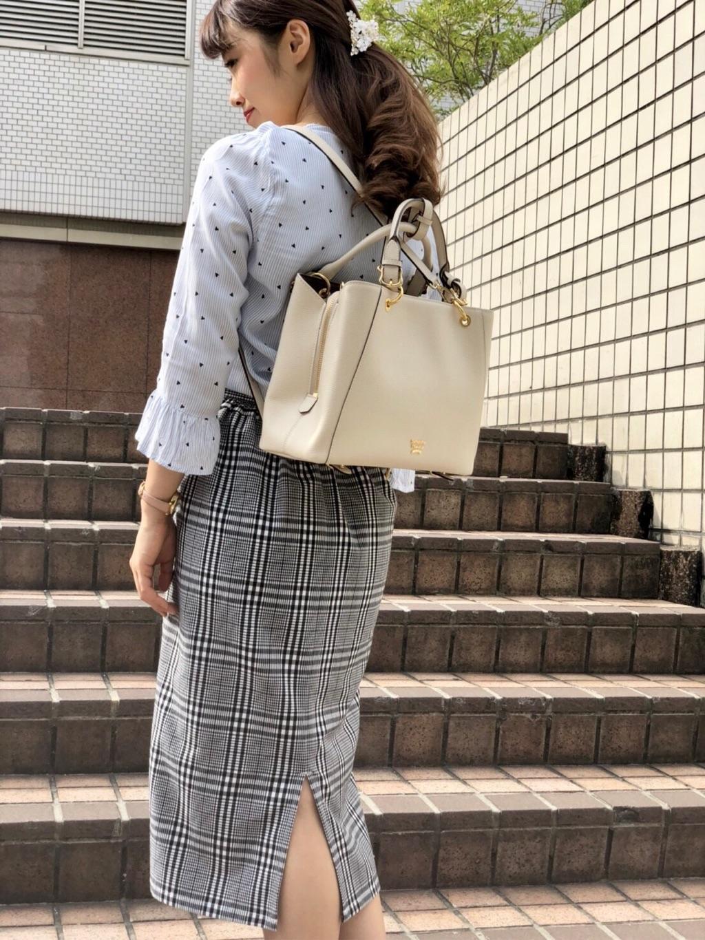 サマンサタバサ ルミネ横浜店 三浦ゆり菜