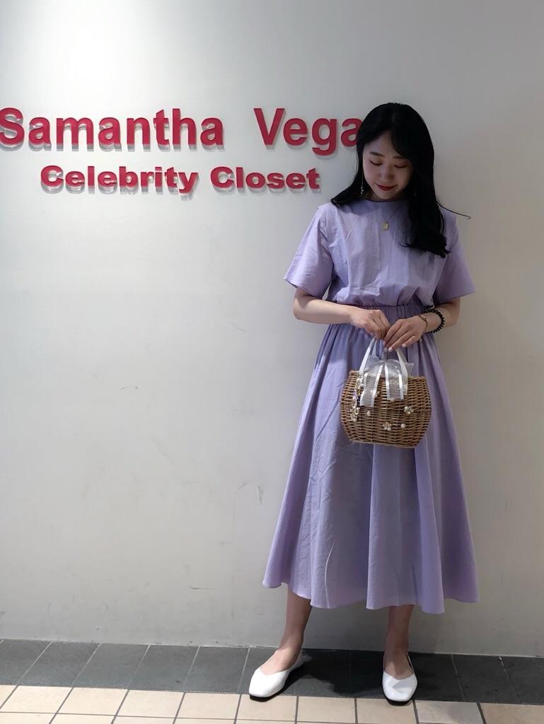 SAMANTHAVEGA Celebrity 梅田エスト店 mana