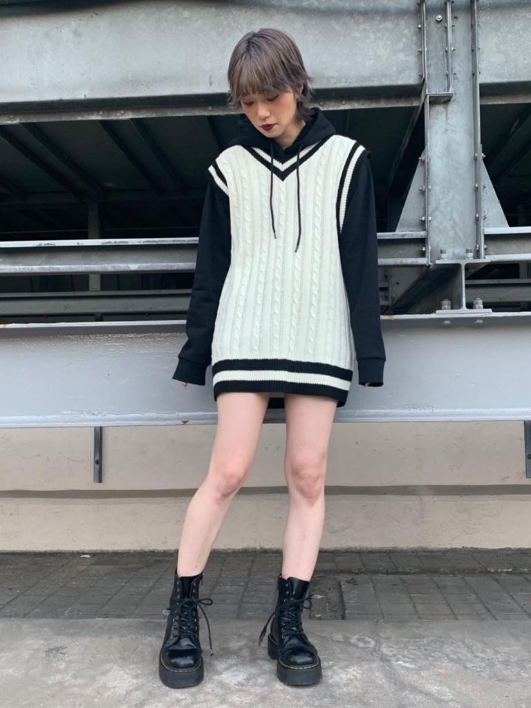 WEGO ルミネエスト新宿店 りっちゃん