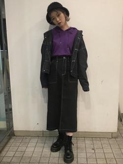 WEGO 新潟店 Riona Nakano
