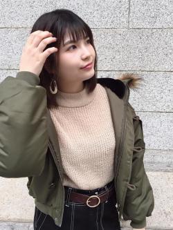 WEGO 心斎橋店 三浦 響(きょん)