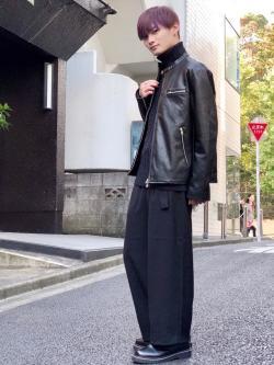 WEGO TOKYO 原宿店 田口淳輝