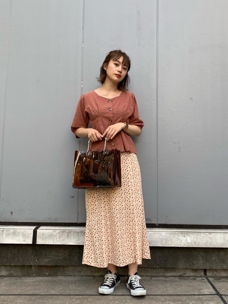 WEGO 新宿ミロード店 Kaho