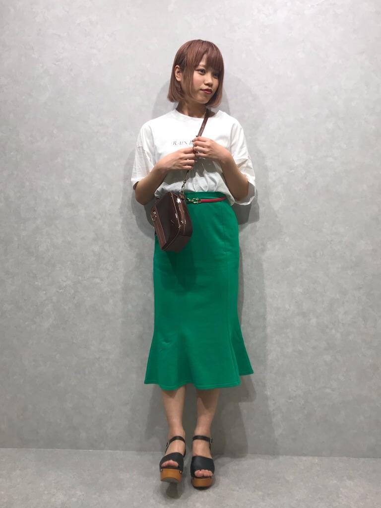 WEGO SHIBUYA109店 ぞんぞん