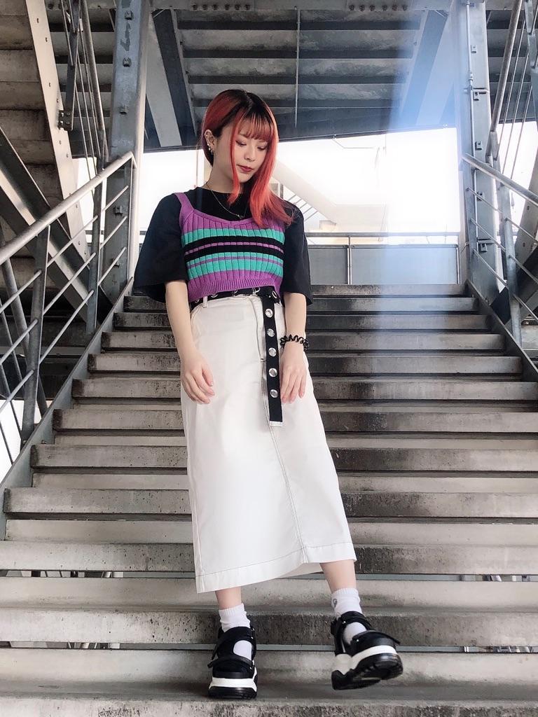 WEGO WEGO TOKYO 原宿店 せいな