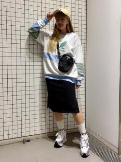 WEGO TOKYO 原宿店 なる︎☺︎