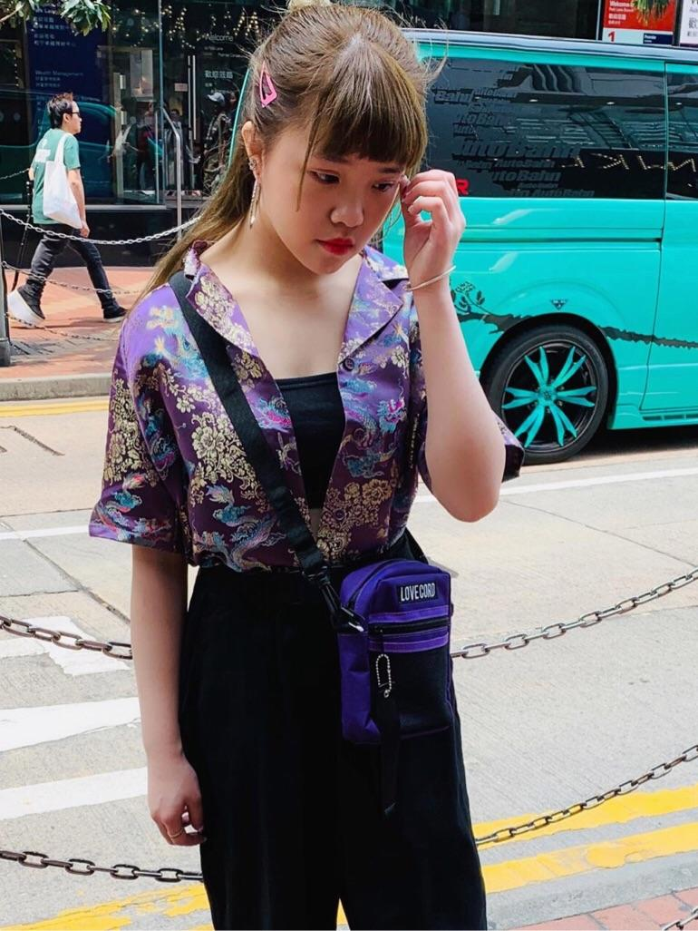 WEGO WEGO TOKYO HONGKONG Ying
