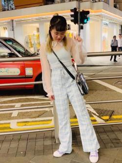 WEGO TOKYO HONGKONG Ying