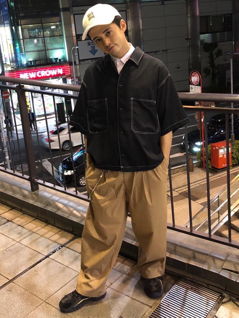 WEGO アトレ川越店 高橋 卓巳