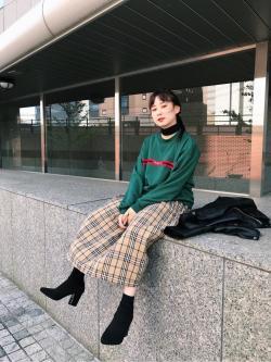 WEGO 仙台パルコ店 元木智子