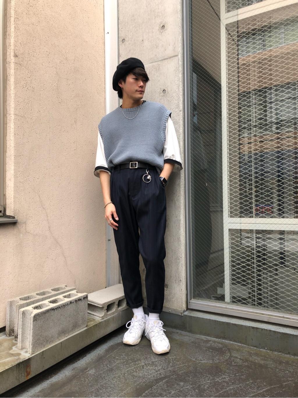 WEGO 仙台店 齋藤祐太