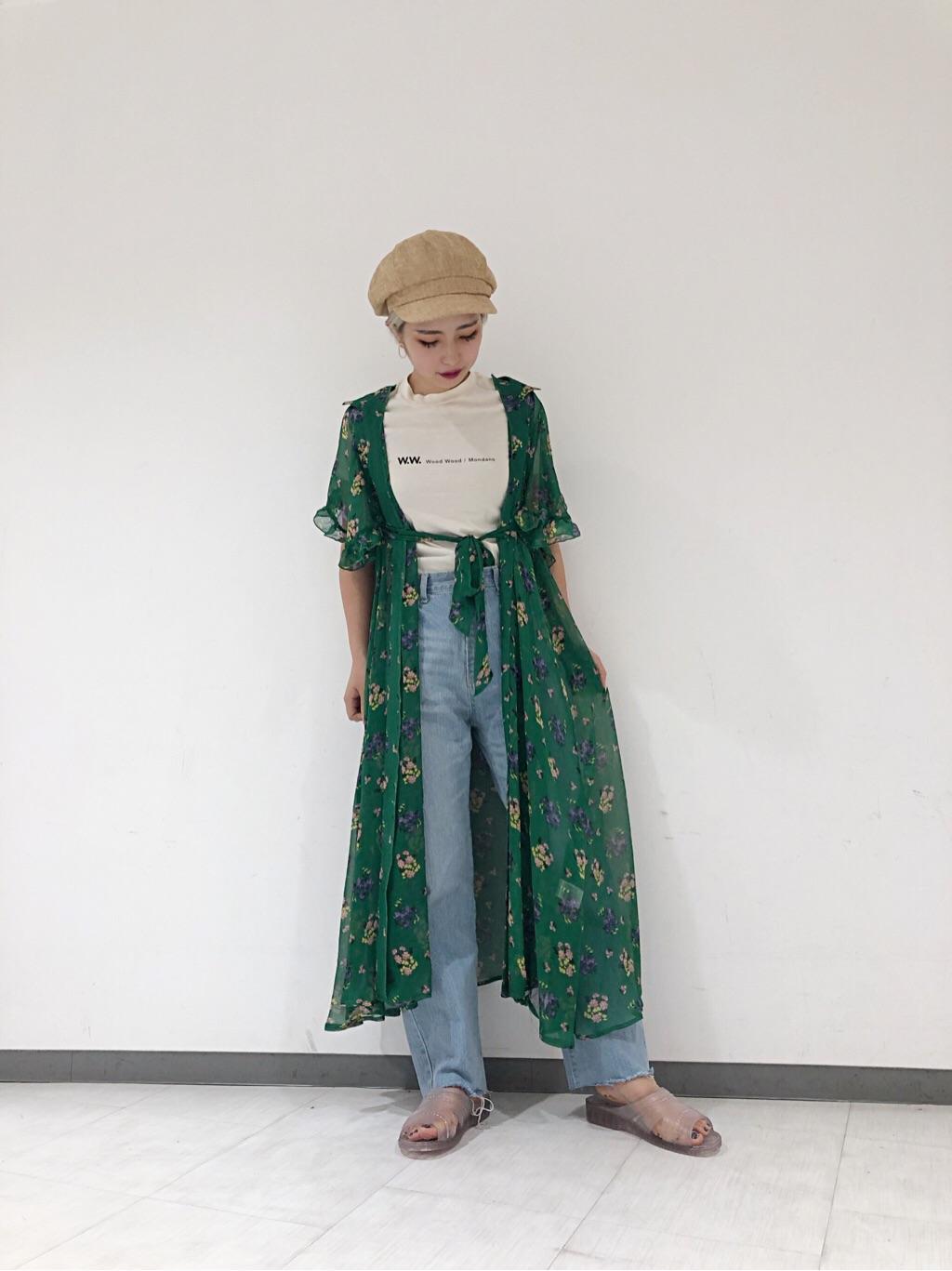 WEGO 熊本パルコ店 永倉真都香