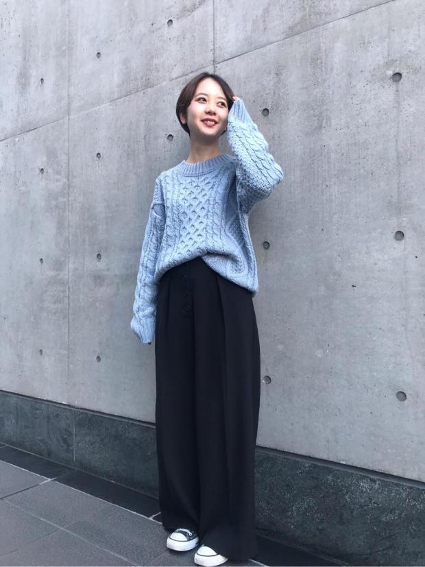 [SENSE OF PLACE 京都ポルタ店][瀬戸山 千里]