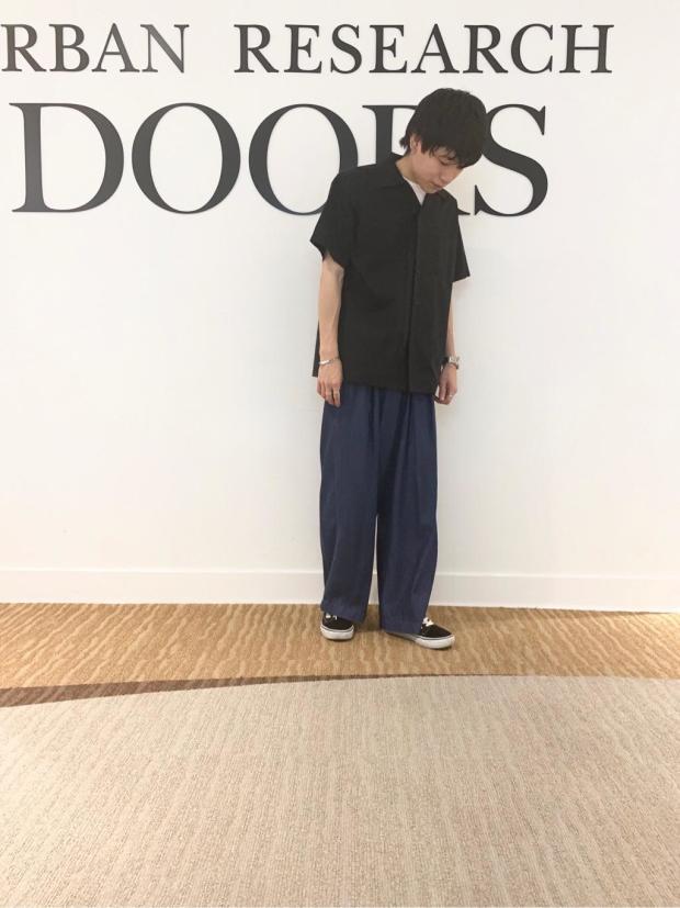 [DOORS 京都藤井大丸][澤 裕南]