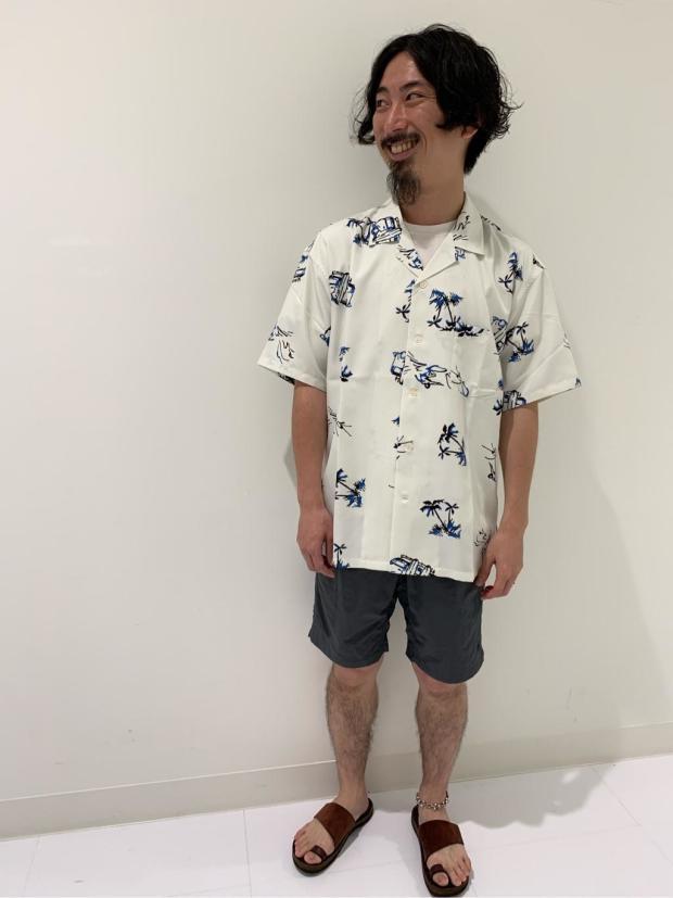 [URBAN RESEARCH Store パルコヤ上野店][土谷 啓介]