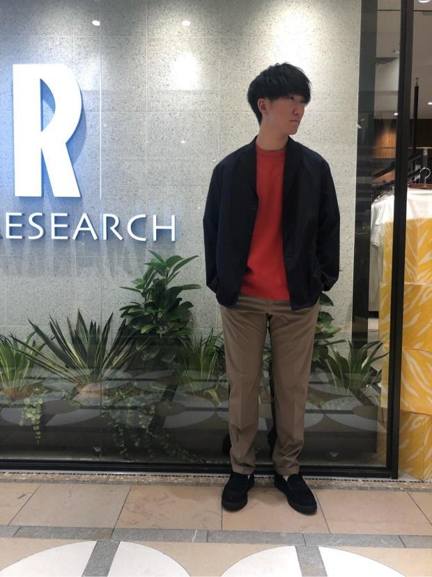 [URBAN RESEARCH 天王寺MIO店][石井 快人]