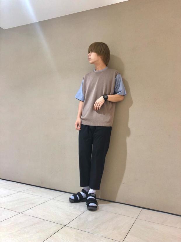 [URBAN RESEARCH 福岡パルコ店][クロノ]