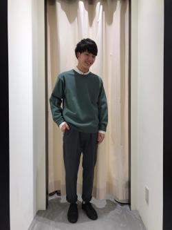 [土江 翔]
