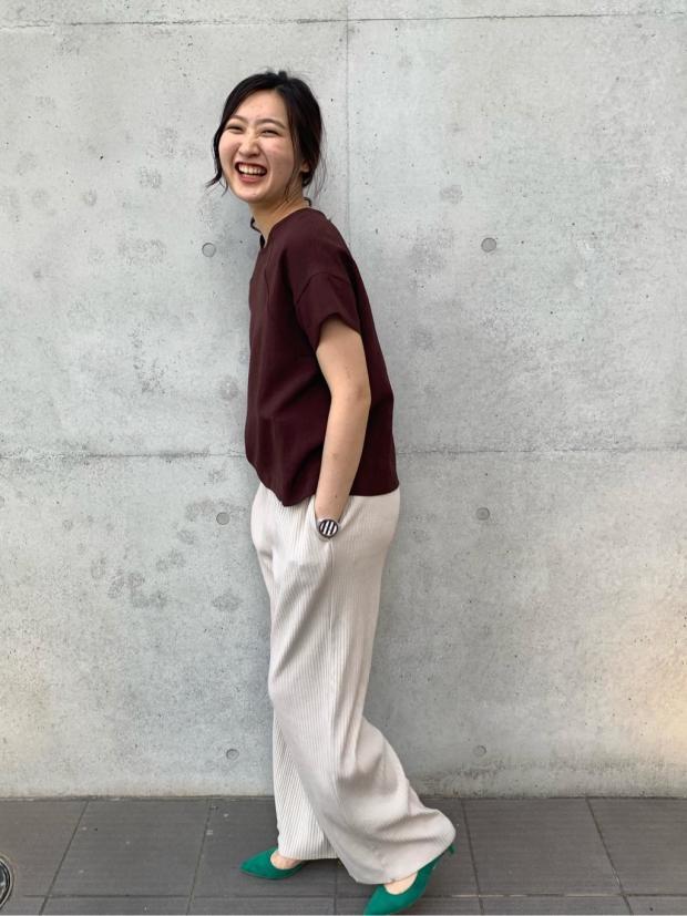 [URBAN RESEARCH Store ekie広島店][小林 絵真]