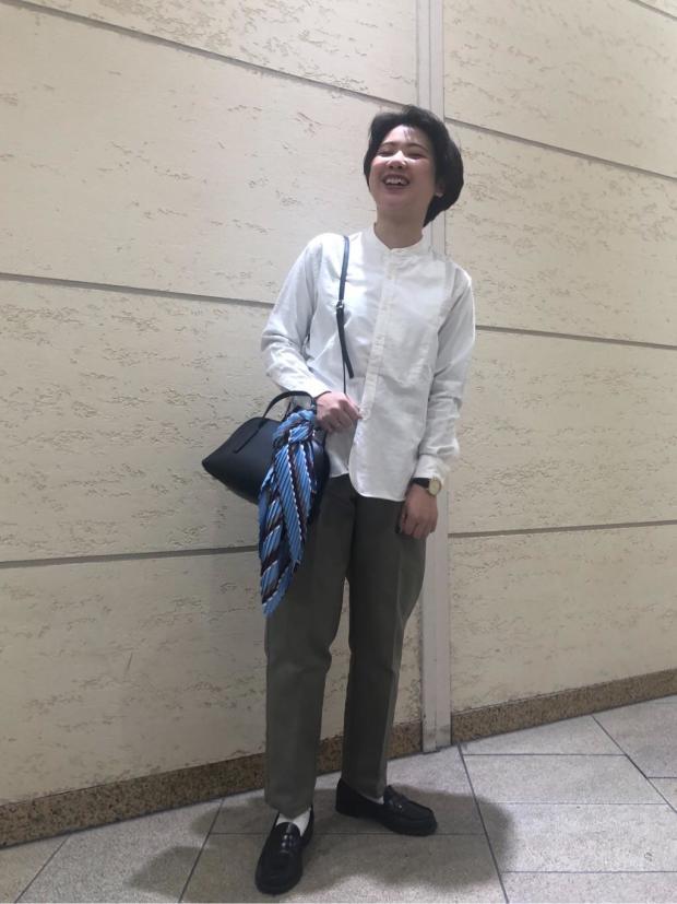 [茶野 杏奈]