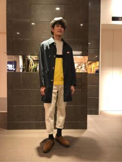 [URBAN RESEARCH Store ルクア大阪店][松本 雄太]