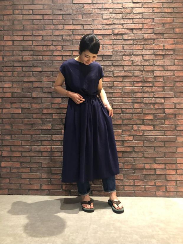 [FORK&SPOON なんばパークス LIMITED STORE][東 奈々]