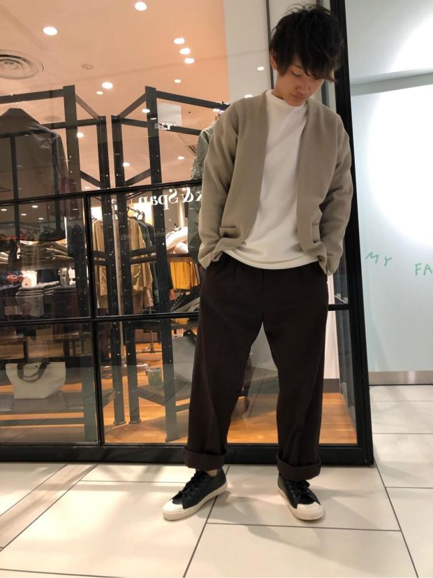 [URBAN RESEARCH キラリナ京王吉祥寺店][胡摩 健太]