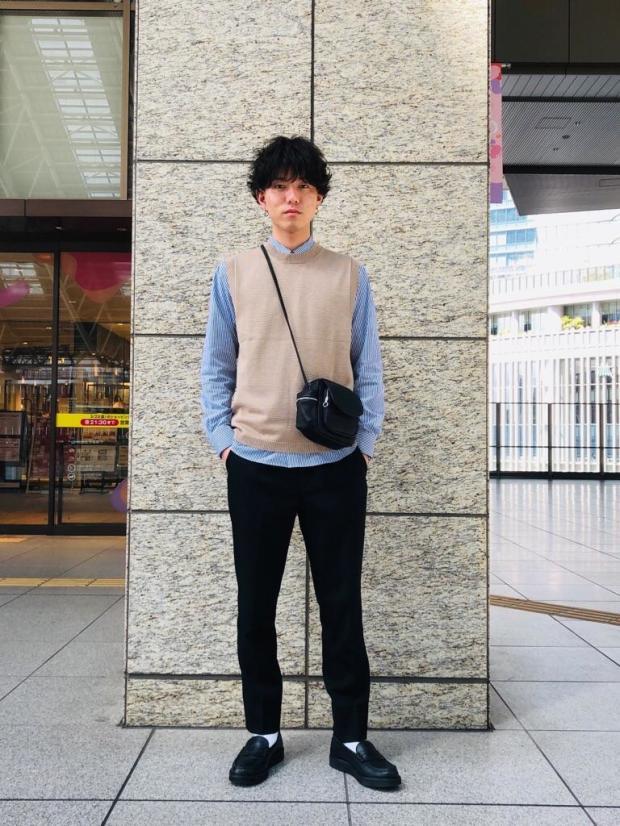 [URBAN RESEARCH ルクア イーレ店][加藤 真一]