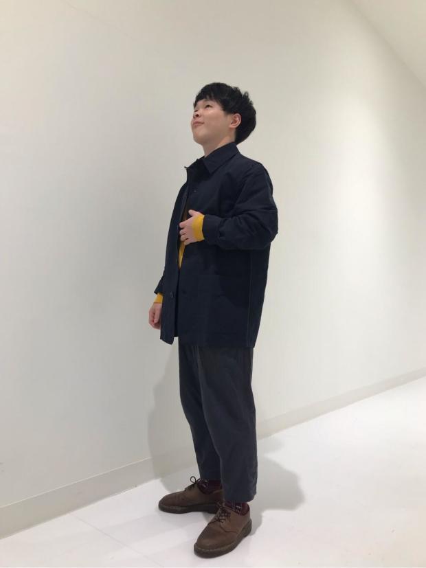 [URBAN RESEARCH Store パルコヤ上野店][内田 唯也]