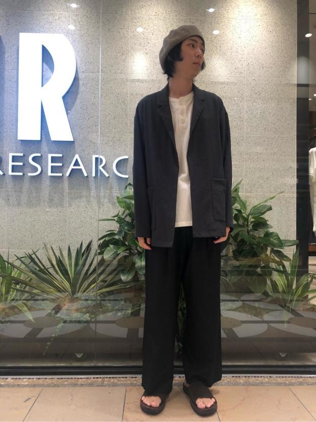 [URBAN RESEARCH 天王寺MIO店][山本 翔]