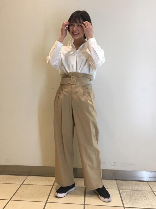 [warehouse 三井アウトレットパークジャズドリーム長島店][村上 りお]