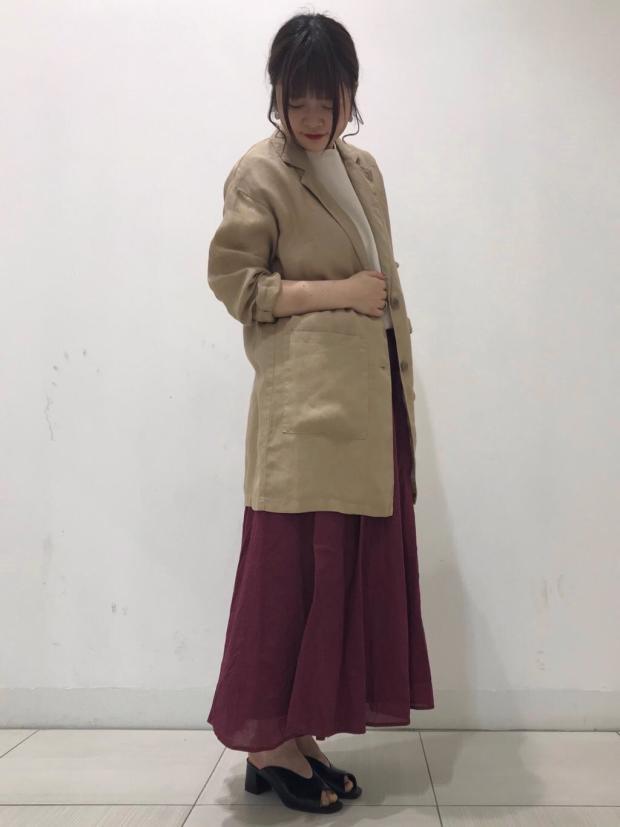 [URBAN RESEARCH 札幌ステラプレイス店][mao nagai]